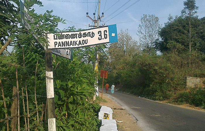 Pannaikadu - on the way to kodaikannal